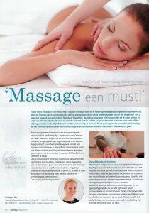 Publicatie For You - Lichaamsmassage