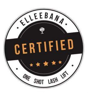 Lash Lift - Elleebana Certified