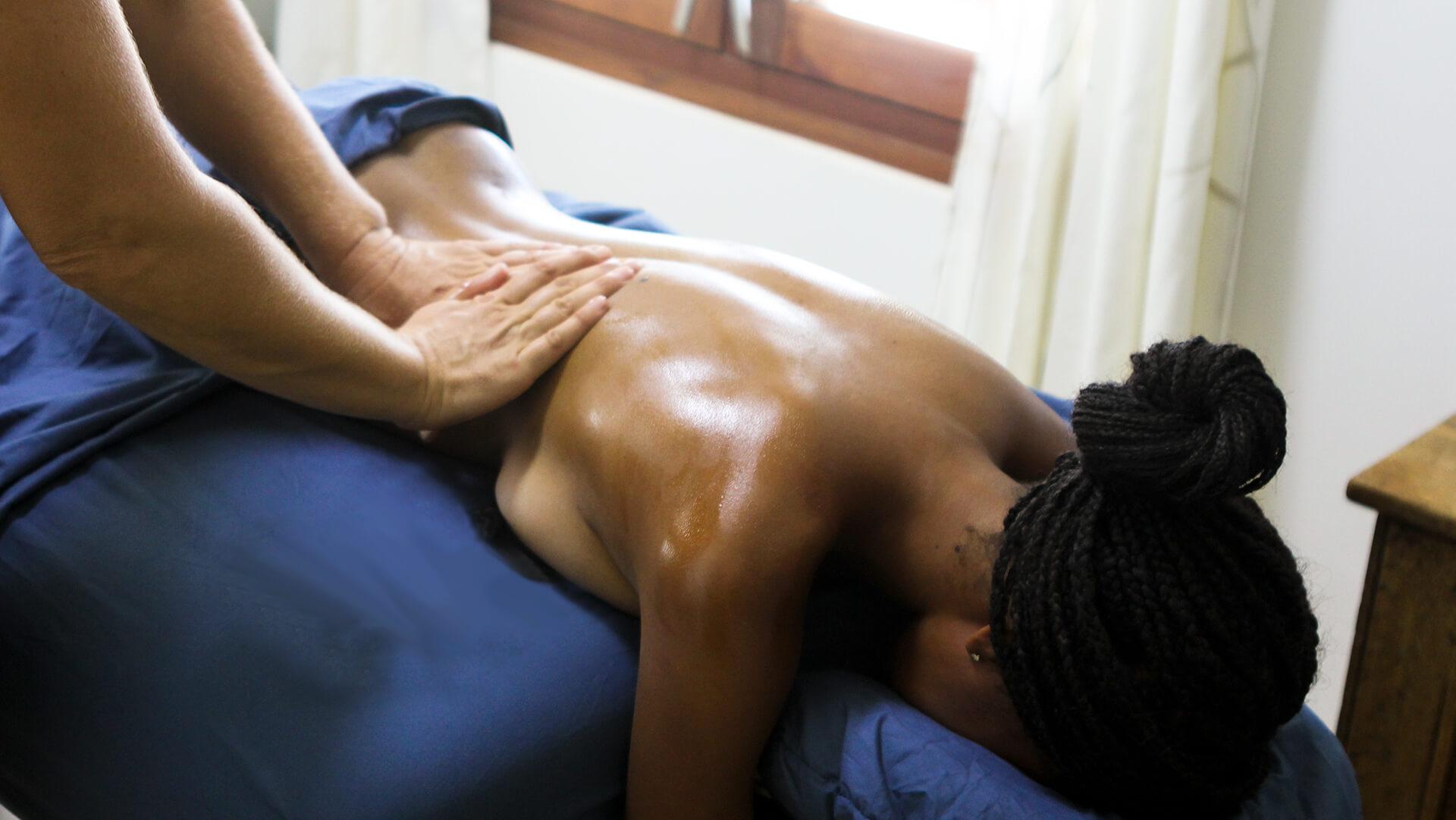 Lichaamsmassage Bonaire - Lichaam | Zweedse | Ontspannings massage